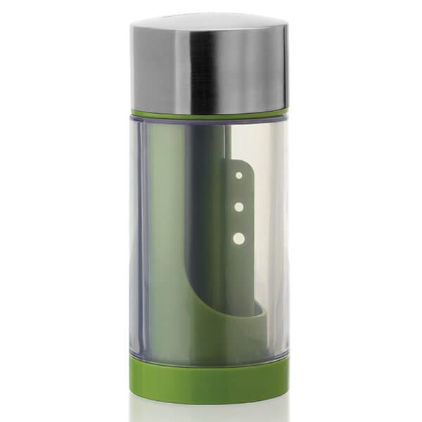 Microplane Stainless Steel 2-in-1 Herb Mill