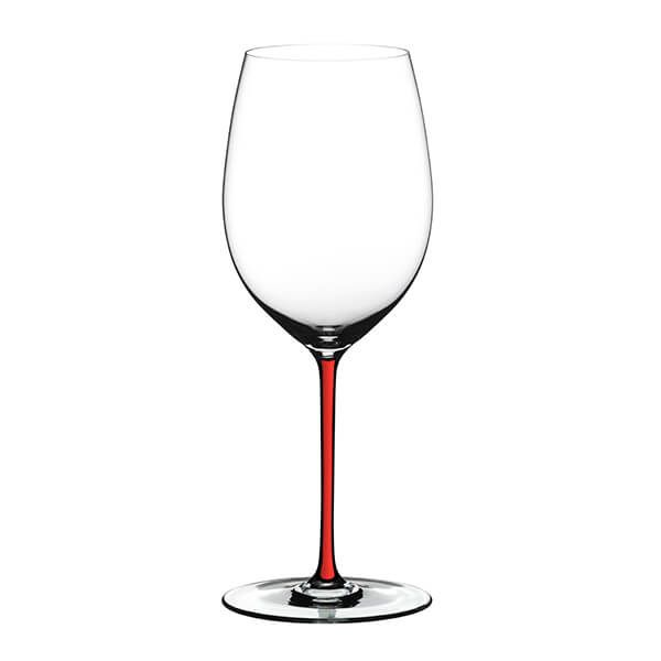 Riedel Hand Made Fatto A Mano Cabernet/Merlot Glass Red