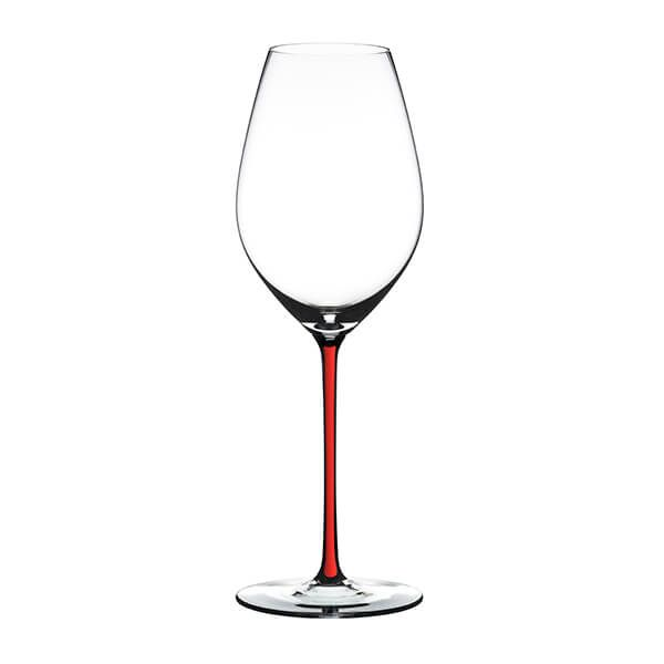 Riedel Hand Made Fatto A Mano Champagne Wine Glass Red