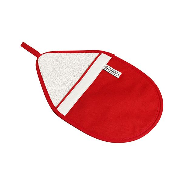 Le Creuset Cerise Oval Pot Holder