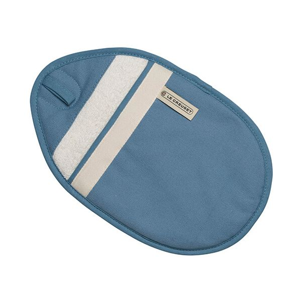 Le Creuset Marine Oval Pot Holder
