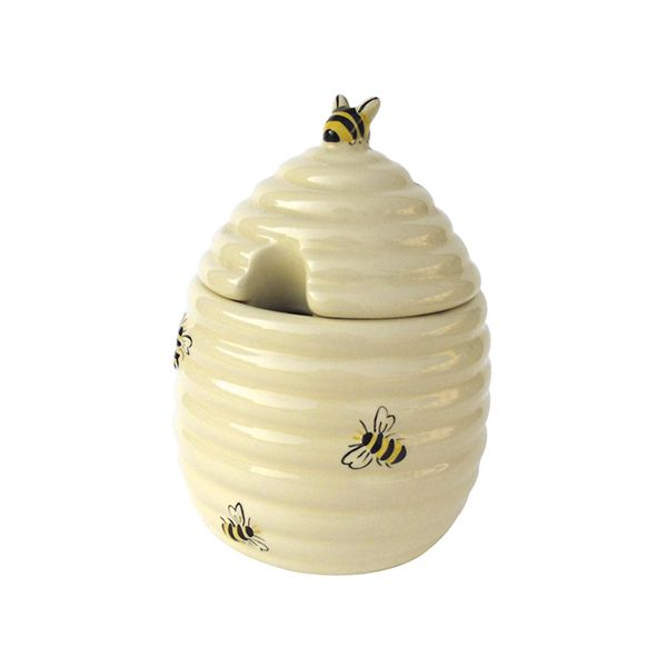 BIA Honey Bees Honey Pot