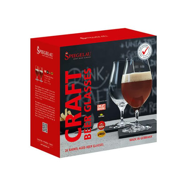 Spiegelau Barrel Aged Glass Twin Pack