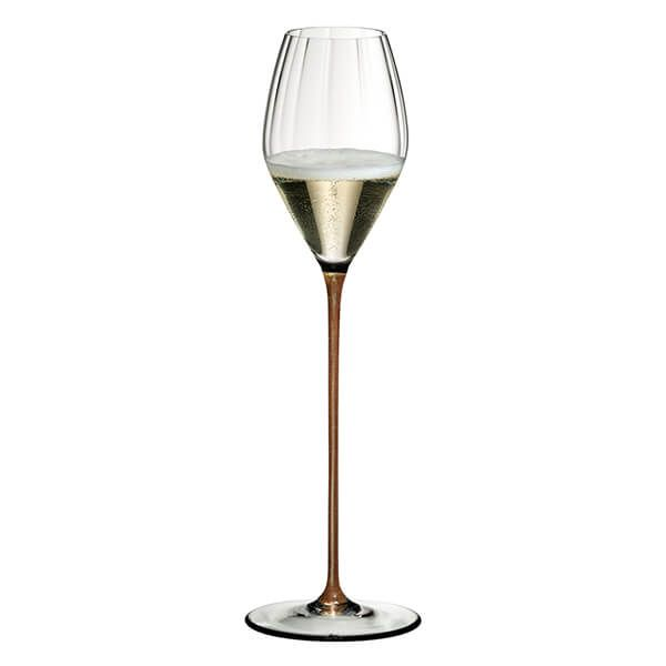 Riedel High Performance Champagne Glass Gold