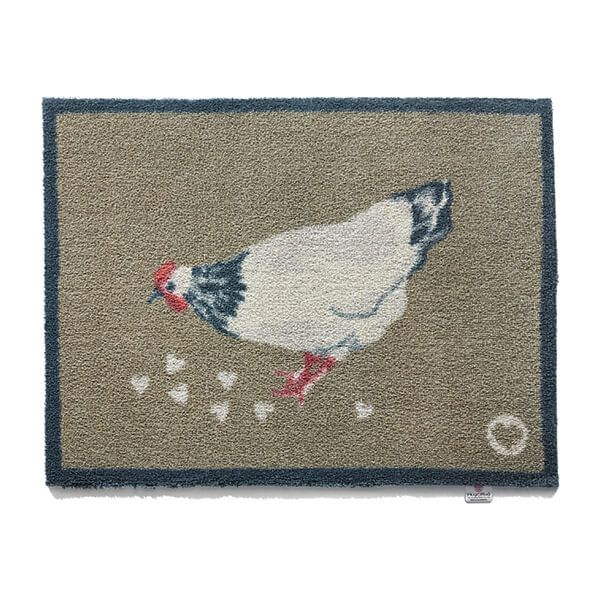 Hug Rug Pattern Chicken 1