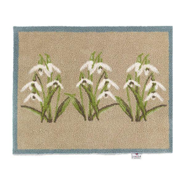Hug Rug Pattern Floral 4