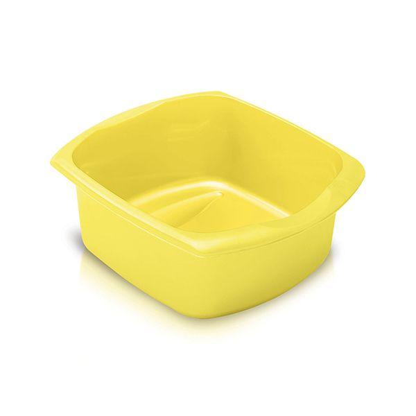 Addis 9.5 Litre Rectangular Bowl Yellow