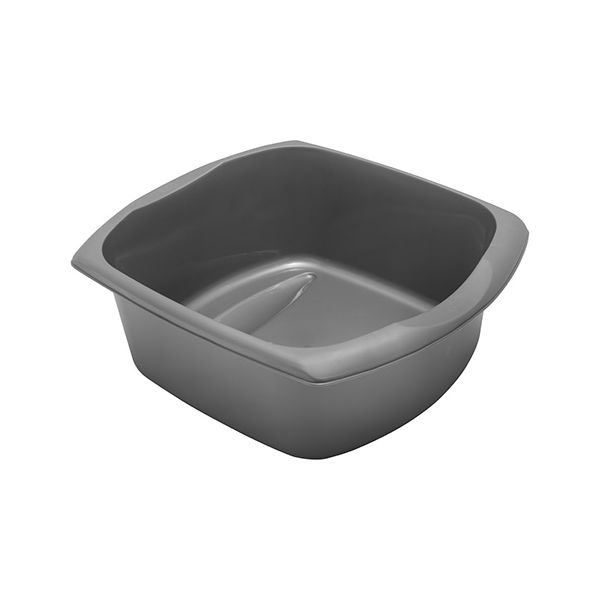 Addis 9.5 Litre Rectangular Bowl Metallic