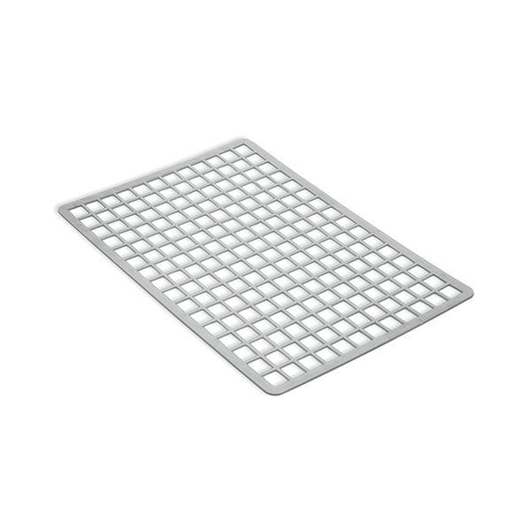 Addis Plastic Sink Mat Metallic