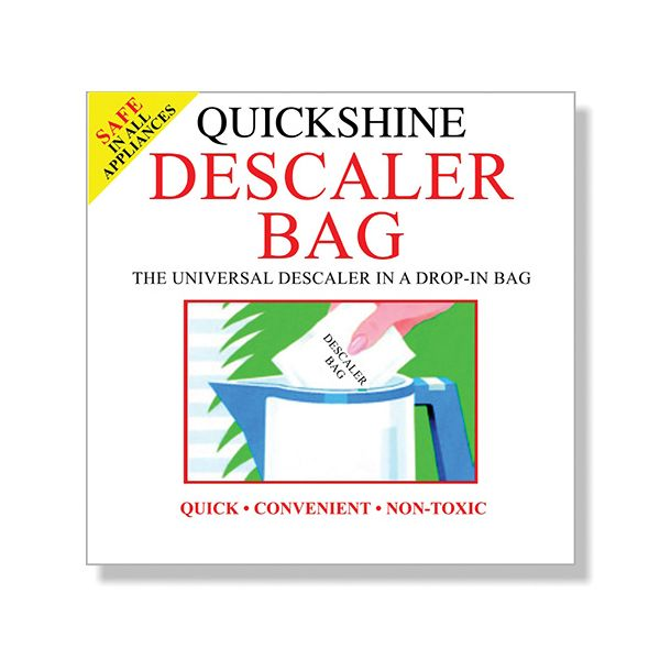 Eddingtons Quickshine Descaler Bag