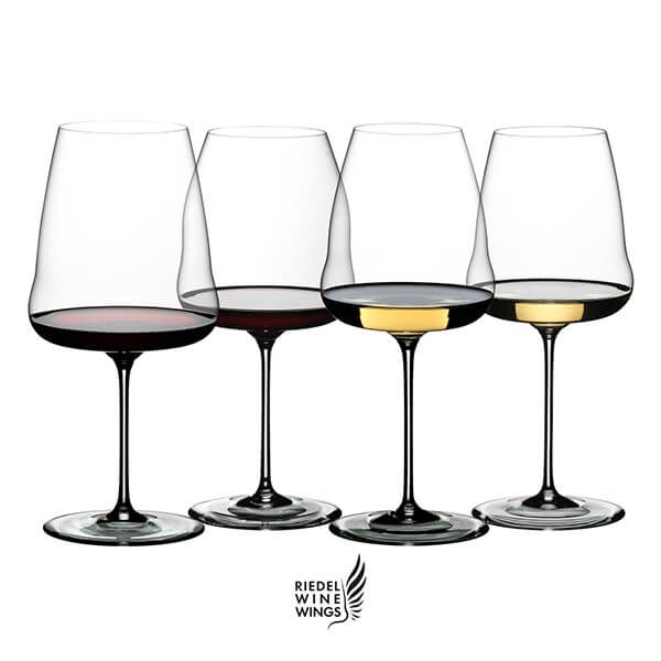 Riedel Winewings Set of Four Tasting Glasses