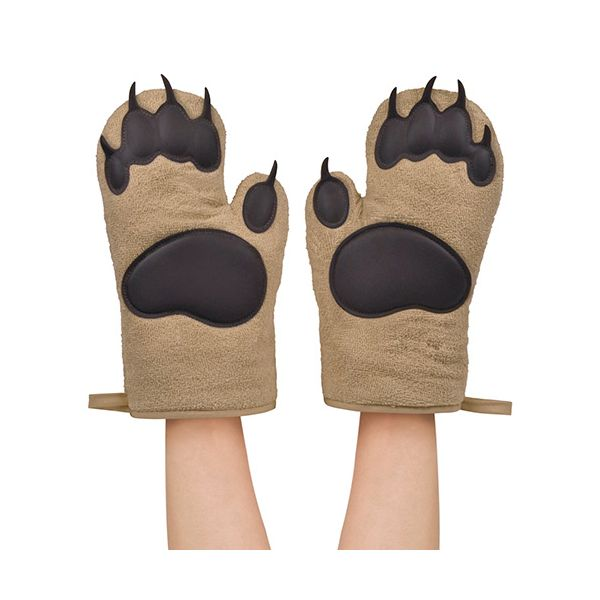 Fred Bear Hand Oven Gloves
