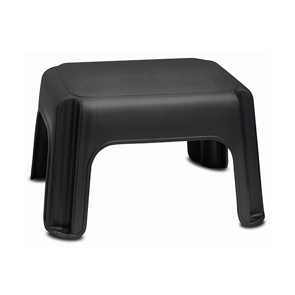 Addis Step Stool Soft Black