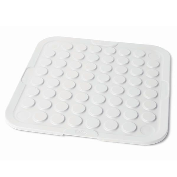 Addis White Drying Mat