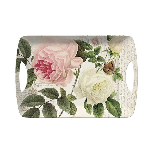 Creative Tops Rose Garden Large Tray