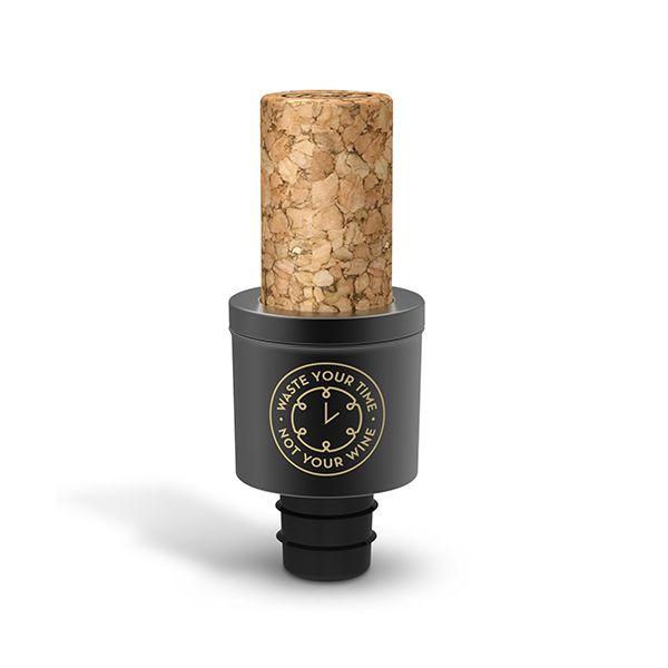 Fred Corky Wine Bottle Stopper / Saver