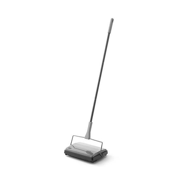 Addis Multi Surface Sweeper Metallic