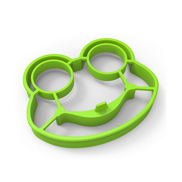 Fred Frog Funny Side Up Novelty Egg Ring
