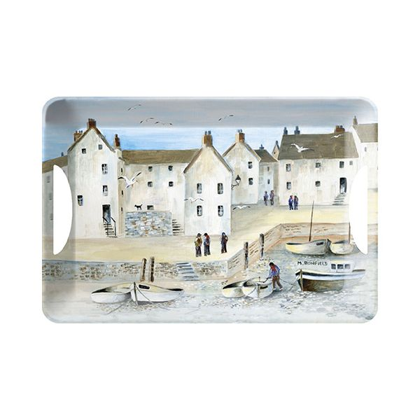Creative Tops Cornish Harbour Large Tray