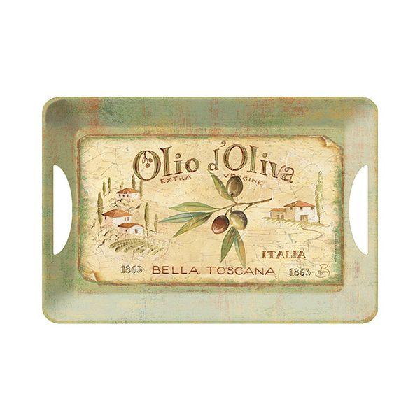 Olio D'Olivia Large Tray