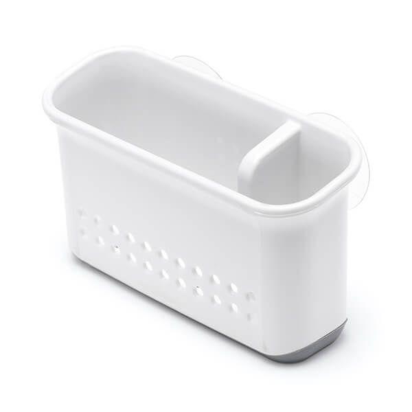 Addis White & Grey Sink Side Organiser