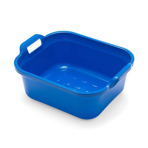 Addis 10 Litre Twin Handled Washing Up Bowl Cobalt Blue
