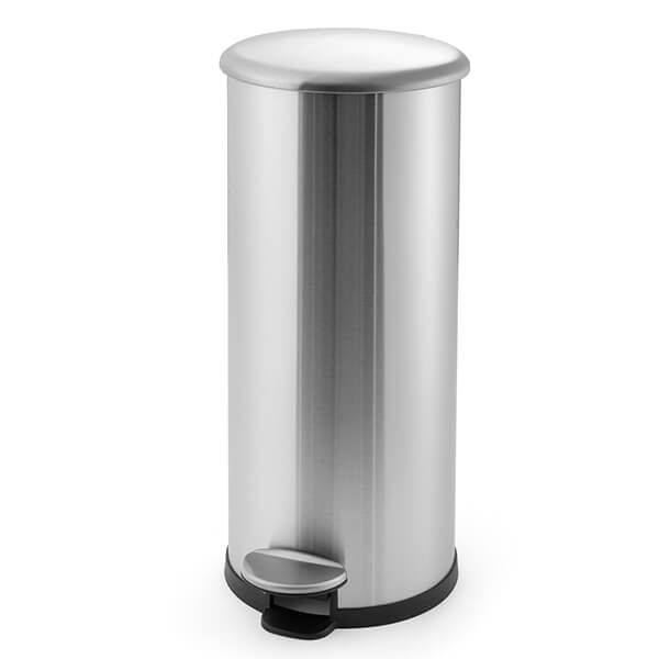 Addis 22 Litre Stainless Steel Cushion Close Bin