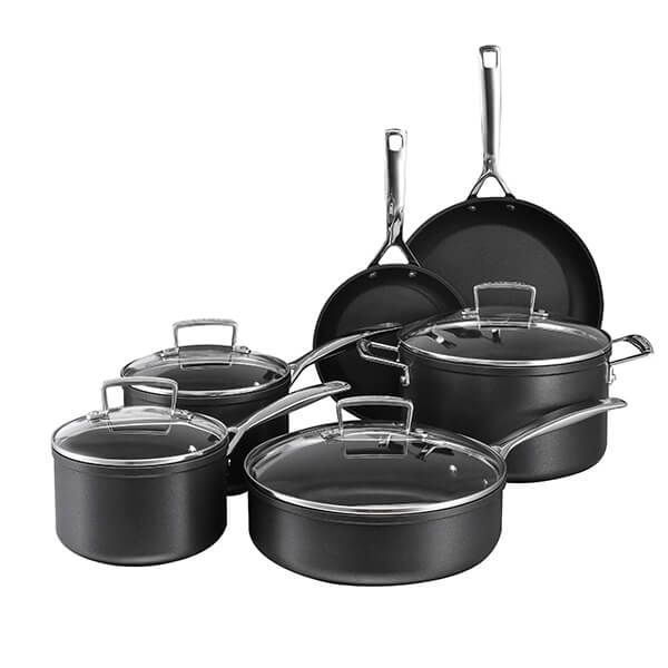 Le Creuset Toughened Non-Stick 6 Piece Cookware Set
