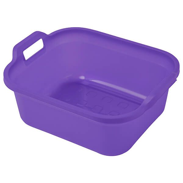 Addis Violet 10L Washing Up Bowl
