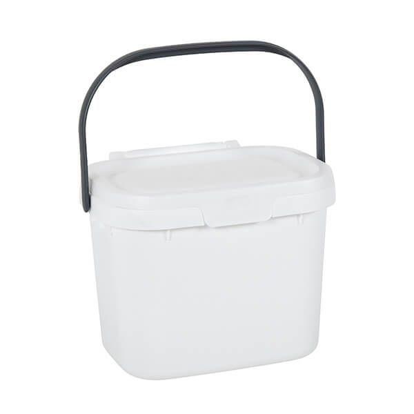 Addis White & Grey Compost Caddy