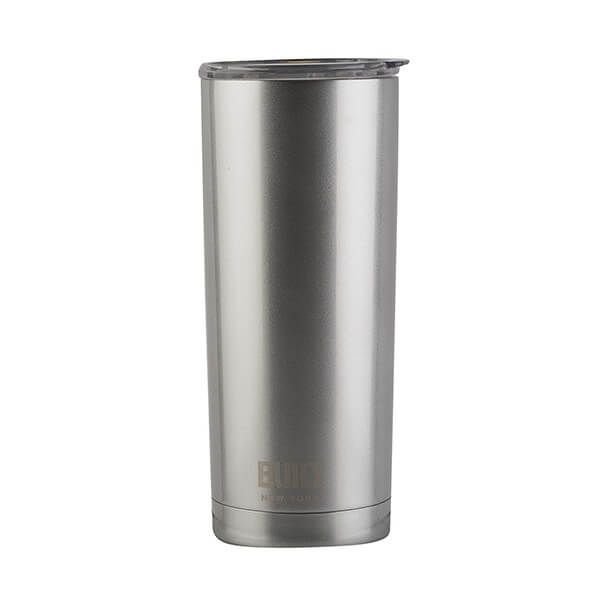 Built 568ml Double Walled Stainless Steel Travel Mug Silver