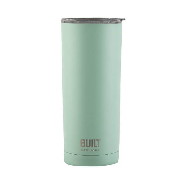 Built 568ml Double Walled Stainless Steel Travel Mug Mint