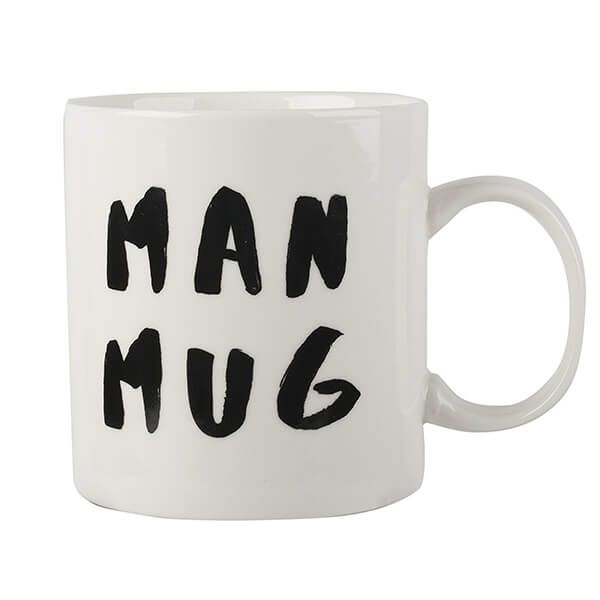 Creative Tops Man Pint Can Mug