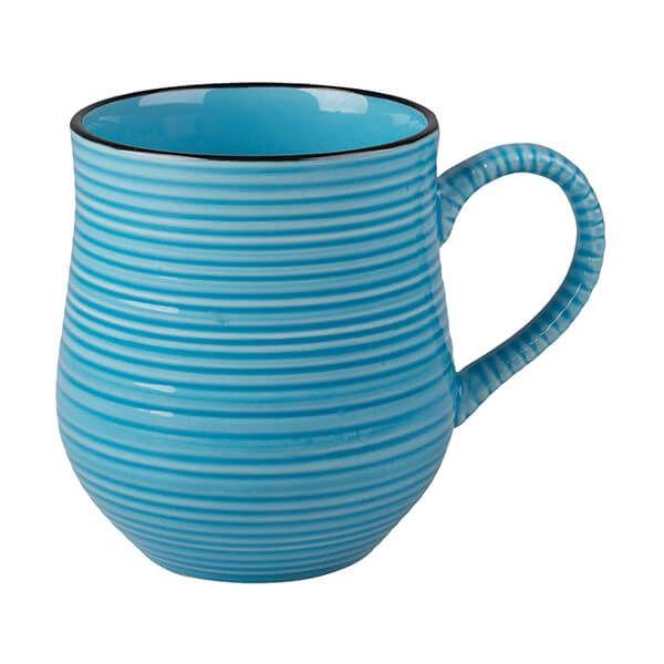 La Cafetiere Blue Brights Mug 400ml