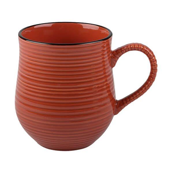 La Cafetiere Red Brights Mug 400ml
