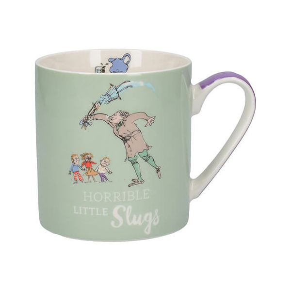 Roald Dahl Matilda Can Mug In Window Box