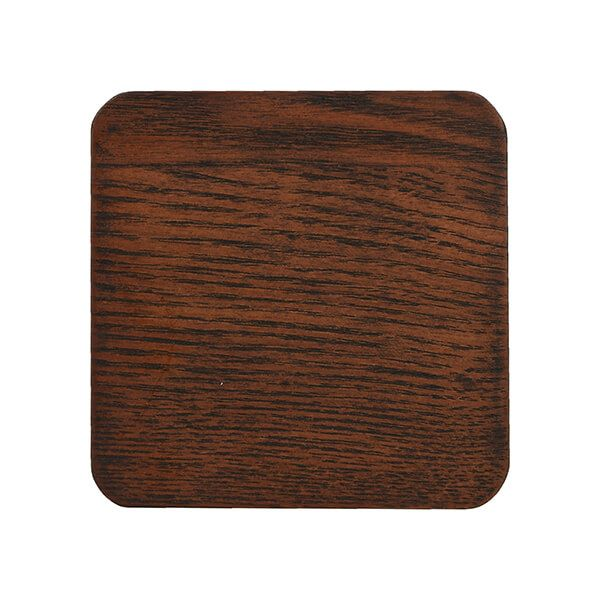 Creative Tops Naturals Pack Of 4 Wooden Coasters Brown