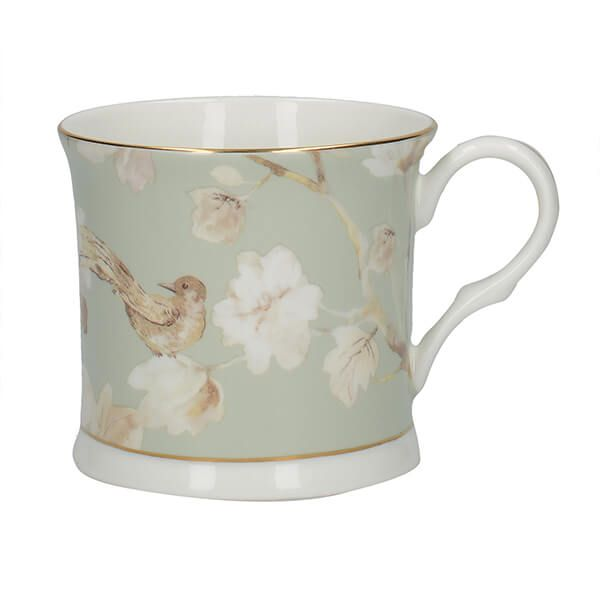Creative Tops Duck Egg Floral Bone China Palace Mug