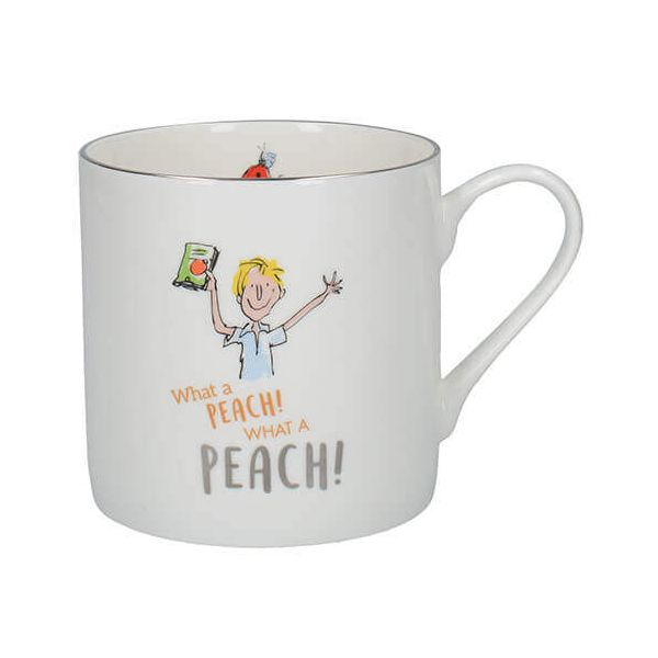 Roald Dahl James And The Giant Peach Large Can Mug