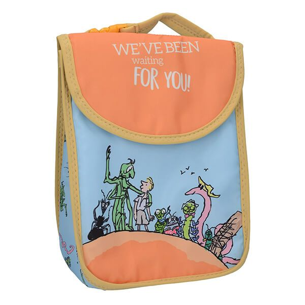 Roald Dahl James And The Giant Peach Lunch Bag