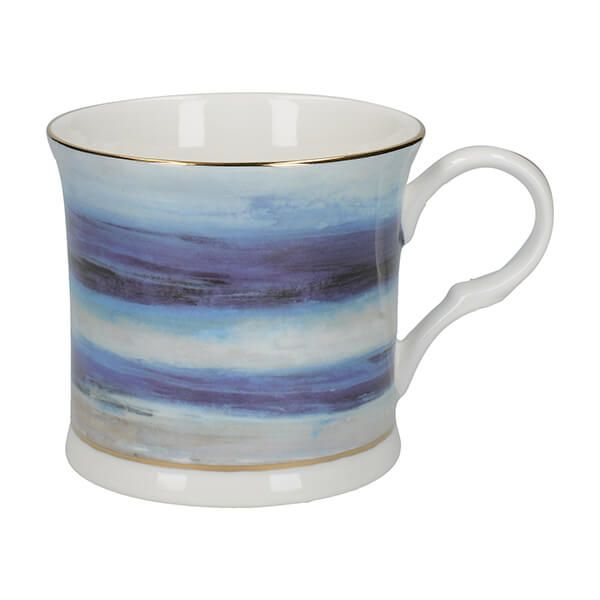 Creative Tops Blue Abstract Palace Mug