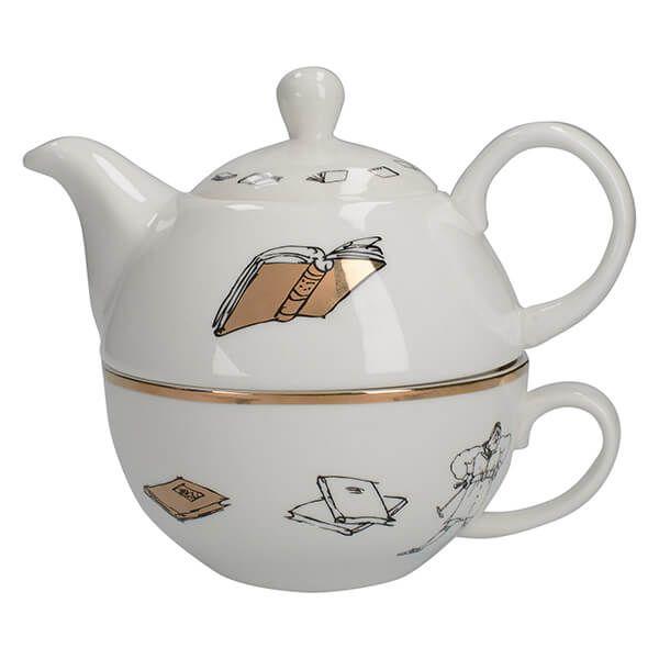 Roald Dahl Matilda Phizz-Whizzing Tea For One