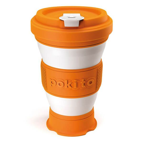 Pokito Pumpkin Pop Up Cup