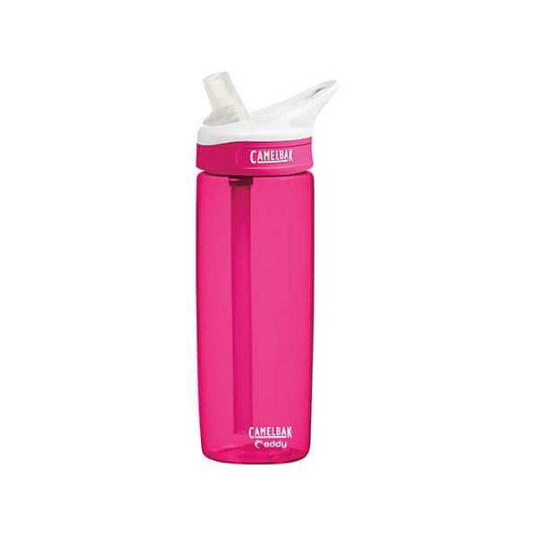 CamelBak 600ml Eddy Dragonfruit Pink Water Bottle