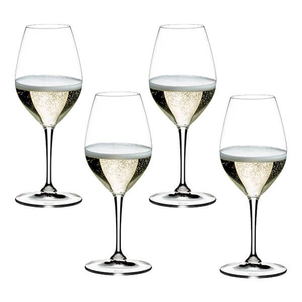 Riedel Vinum Champagne Set of 4 Glasses