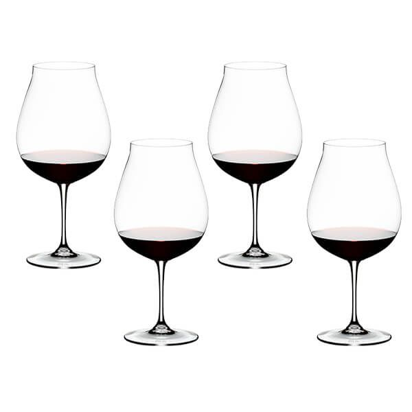 Riedel Vinum Pinot Noir Set of 4 Glasses