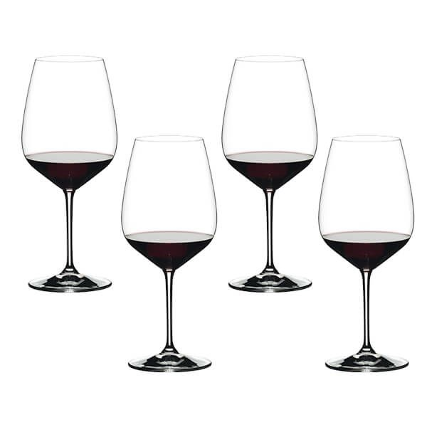 Riedel Extreme Red Wine Set of 4 Glasses