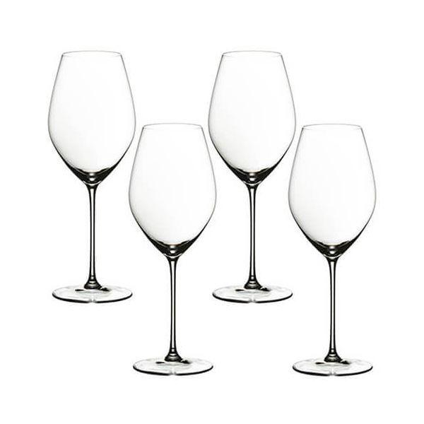 Riedel Veritas Champagne Glass Set Of 4