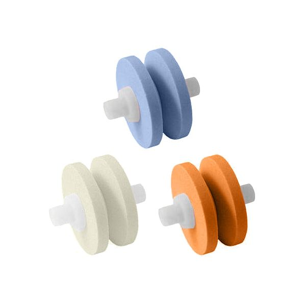 MinoSharp Shinkansen Sharpener SH-550 Spare Ceramic Wheels Full Set Of 3