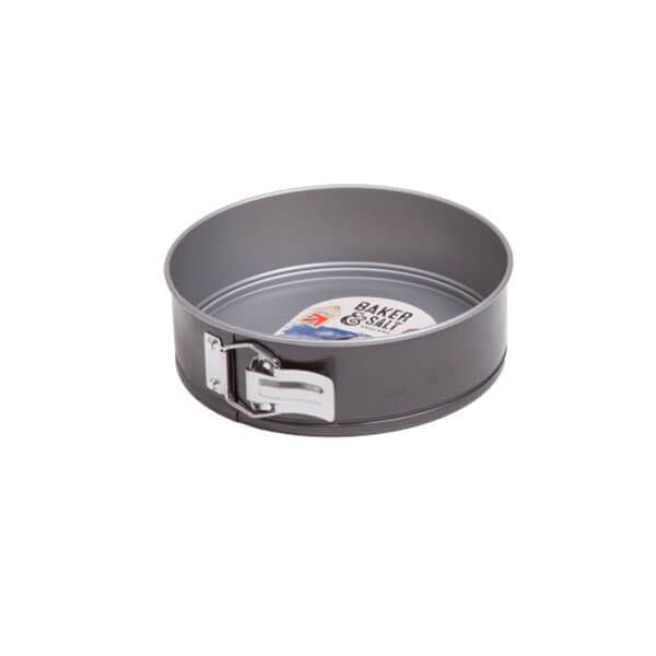 Baker & Salt Non-Stick 20cm Springform Cake Tin